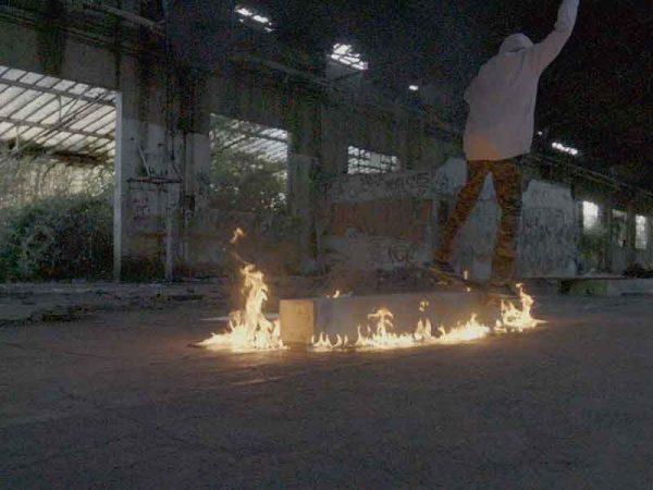 PRIMATE FIRE