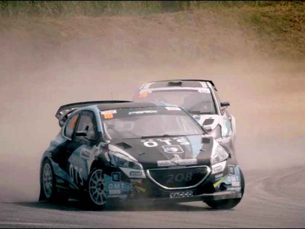 RALLY CROSS – CHARLES MARTIN