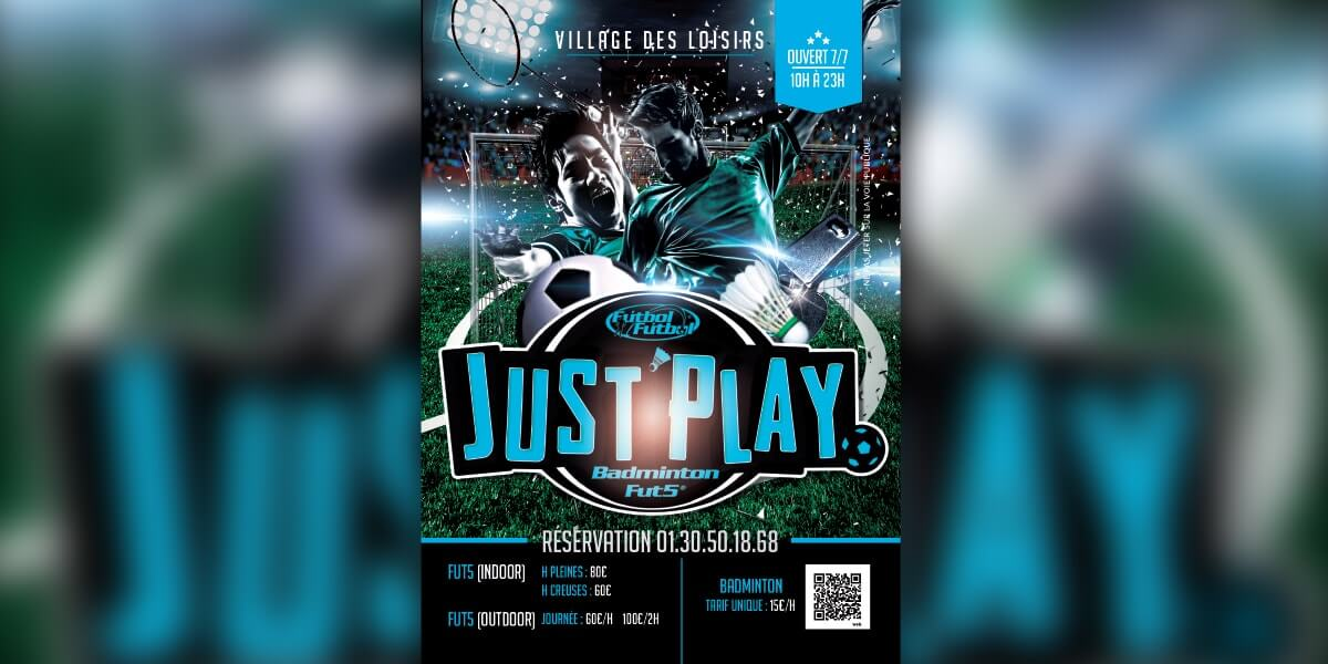 flyer just play